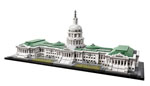 Click here for more information about U. S. Capitol Building Set from LEGO®