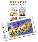 Click here for more information about Washington, D.C. Souvenir Postcard Book