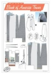 Click here for more information about Bank of America Tower Postcard--Build Your Own New York
