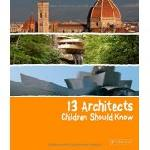 Click here for more information about 13 Architects Children Should Know