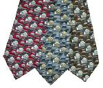 Click here for more information about Jefferson & Lincoln Memorials Tie