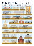 "Click here for more information about ""Capital Style"" Architecture Poster"