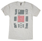Click here for more information about National Building Museum BIG Maze Map T-Shirt