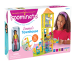Click here for more information about Emma's Townhouse Building Set