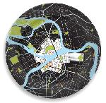Click here for more information about St. Petersburg City Plate