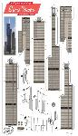 Click here for more information about Sears Tower Postcard--Build Your Own Chicago