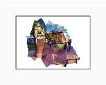 Click here for more information about National Building Museum Site Marker Photo Collage 8X10