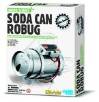 Click here for more information about Soda Can Robug