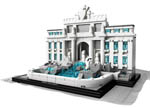 Click here for more information about Trevi Fountain Building Set from LEGO®