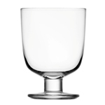 Click here for more information about Lempi Glass Set of Two: Clear