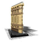Click here for more information about Flatiron Building Set from LEGO®