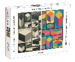 Click here for more information about Sol Lewitt Douible-Sided Puzzle
