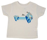 Click here for more information about Icebergs Kids T-shirt
