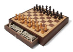 Click here for more information about Wood Chess Set