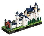 Click here for more information about Neuschwanstein Castle from Nanoblock--Deluxe Edition