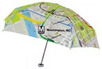 Click here for more information about Washington, D.C. Metro Map Compact Umbrella