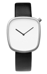 Click here for more information about Pebble Watch--Leather Band