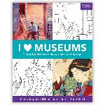 Click here for more information about I Heart Museums Activity Book