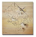 Click here for more information about Washington, D.C. Neighborhoods Wood Puzzle