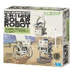 Click here for more information about Solar Robot 3 in 1 Kit