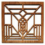 Click here for more information about Lake Geneva Tulip Trivet