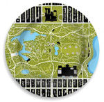 Click here for more information about Central Park Great Lawn Garden Plate
