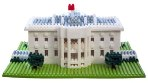 Click here for more information about White House from Nanoblock