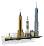 Click here for more information about New York City Skyline Set from LEGO®