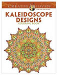 Click here for more information about Kaleidoscope Designs Coloring Book