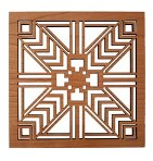 Click here for more information about Robie Sconce Trivet