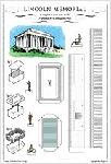 Click here for more information about Build Your Own Lincoln Memorial Postcard