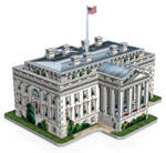 Click here for more information about White House 3D Puzzle