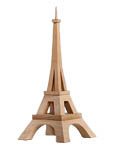 Click here for more information about Eiffel Tower Wood Block Replica