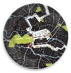 Click here for more information about Berlin City Plate
