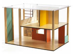 Click here for more information about Cubic House Dollhouse