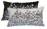 Click here for more information about New York City Skyline Pillow