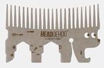 Click here for more information about Headgehog Utility Comb