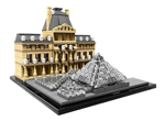 Click here for more information about Louvre Building Set from LEGO®