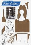 Click here for more information about Picasso Sculpture Postcard--Build Your Own Chicago