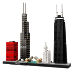 Click here for more information about Chicago Skyline Set from LEGO®