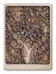 Click here for more information about Washington, D.C. City Map Wall Art