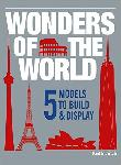 Click here for more information about Wonders of the World: 5 Models to Build & Display