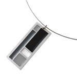 Click here for more information about Color Block Necklace