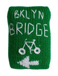 Click here for more information about Brooklyn Bridge Bike Sign Rattle