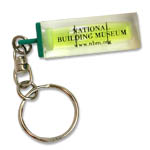 Click here for more information about National Building Museum Level/Keychain