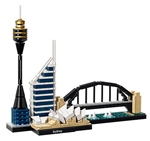 Click here for more information about Sydney Skyline Set from LEGO®