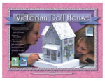 Click here for more information about Victorian Dollhouse Kit