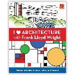 Click here for more information about I Heart Architecture With Frank Lloyd Wright Activity Book