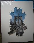 Click here for more information about Brooklyn Bridge Photo Collage 16x20