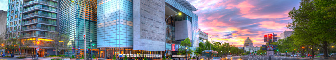 Newseum, Washington D.C.